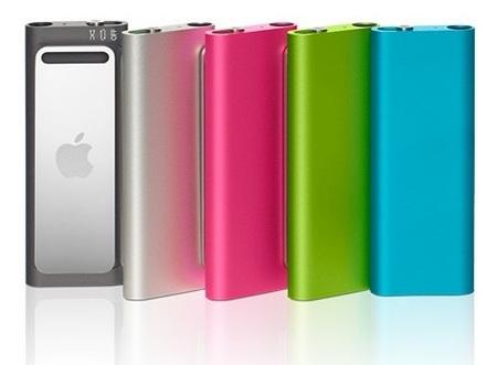 Apple-iPod-Shuffle-3G-colors