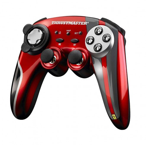 Ferrari-Wireless-Gamepad